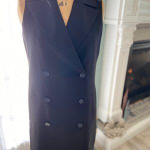 Calvin Career Lux Double sleeveless dress